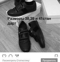 Кросівки нові Armani з коробкою