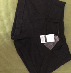 Warm shorts 2 pcs