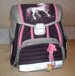 Рюкзак с сумкой для обуви