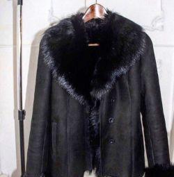 Γούνα από δέρμα προβάτου, παλτό από δέρμα προβάτου