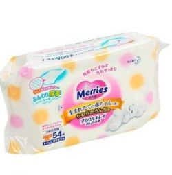 Wet wipes Merries Meries