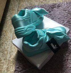 Новые кроссы Пума