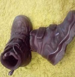Μπότες του ESSO