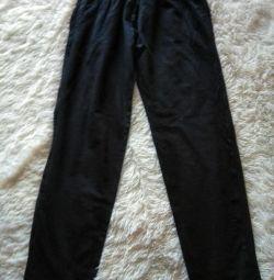 Erkek pantolonları