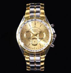 Новые мужские кварцевые часы
