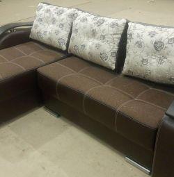 Corner sofa Senator