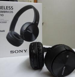Setul cu cască Bluetooth Sony MDR-ZX330BT