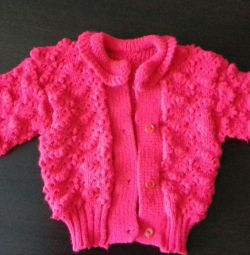 Blouse used for baby 70-80rost. Somewhere 1-2god.