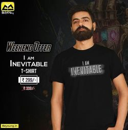 Shop Latest T shirts for Men Online India – Beyoun
