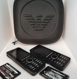 Samsung Emporio Armani M-7500