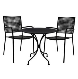 Dining Room Set 3mx TABLE & 2 CHAIRS HM5195