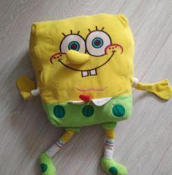 Παιχνίδι μαξιλαριού Spongebob