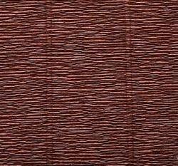 Hârtie gofrată. 50cm * 2,5m 180g / m2 culoare568 maro