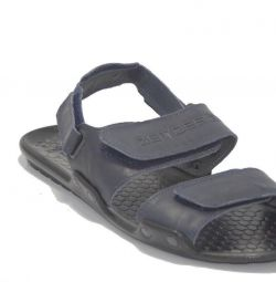 Sandals new p. 41-42 / natures. leather/