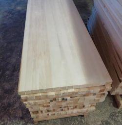 Мебельный щит 200-800х40 ЭКСТРА сосна