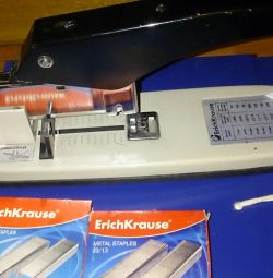 Stapler from 50 to 300 sheets