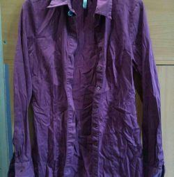 Удлиненная рубашка next