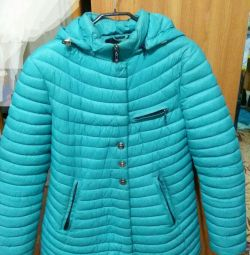 Female spring jacket