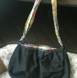 stylish jeans bag