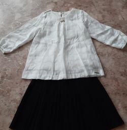 блузка спідниця