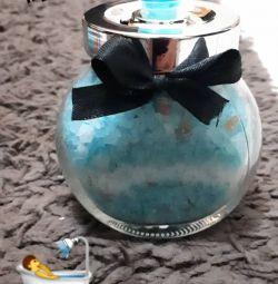 Соли для ванн с эфирными маслами !!