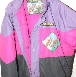 Jacheta Campri jos strălucitoare la modă
