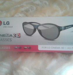 3D γυαλιά. Ένα G-F310 Νέο !! (2 ζεύγη)