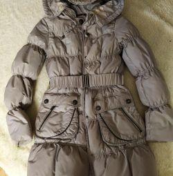 Winter down jacket 42size