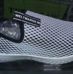 Navigasyon spor ayakkabı yeni boyut 36-41