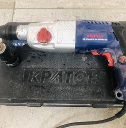 Перфоратор Кратон RHE-650-24FR (2.2 Дж)