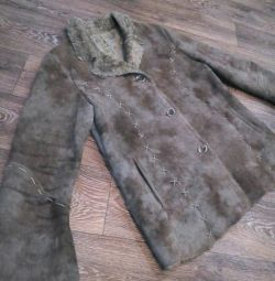 Sheepskin coat for women p.48-50