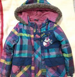 Winter suit Peluche & tarline