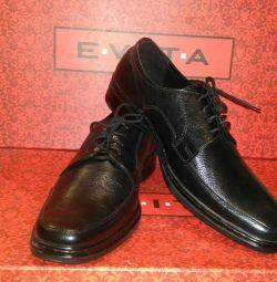 Туфли мужские 1П6391
