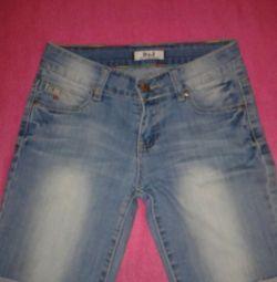 Denim pantolonlar