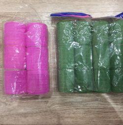 Velcro hair rollers Dewal