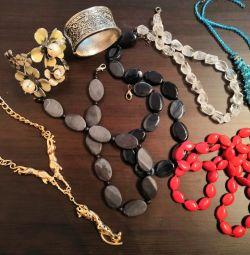Beads, bracelets