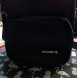 Bag polaroid. Height 20, width 16cm
