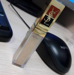 Glitter Gold YSL Golden Gloss Lip Gloss