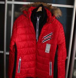 шикарні зимові куртки -30