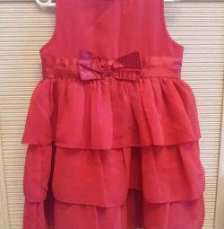 Праздничные платья 3-5 лет