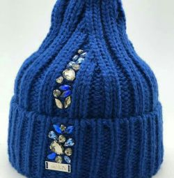 Новая шапка, на флисе