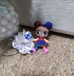 Κούκλα lol oooh σπιτικό