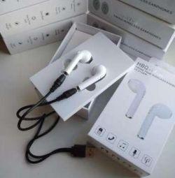 HBQ I7 TWS new bluetooth wireless headphones