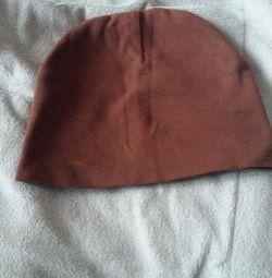 Hat, scarf