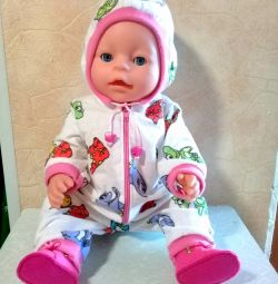 Одяг на ляльку Бебі бон