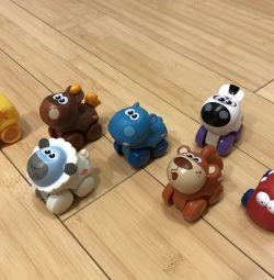 Игрушки каталки Hasbro