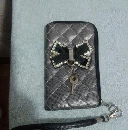 Phone case.