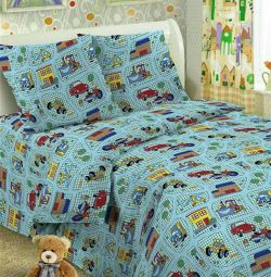 Bed linen to order