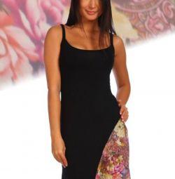 Homemade dress (shirt). New. 44-46-48 size