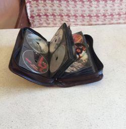 Bag de stocare disc